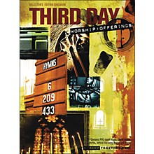 Hal Leonard Third Day - Worship And Offerings Collector's Edition Songbook