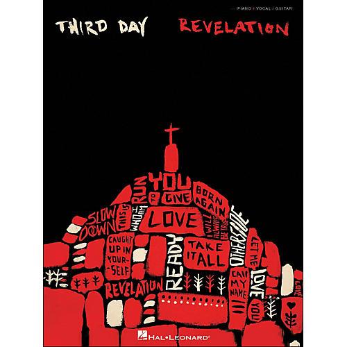 Hal Leonard Third Day Revelation arranged for piano, vocal, and guitar (P/V/G)