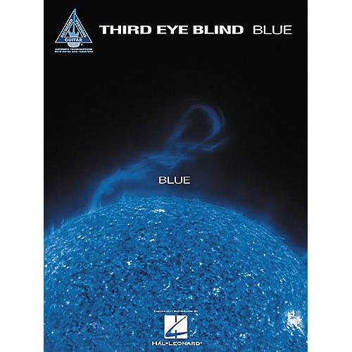 Hal Leonard Third Eye Blind Blue Guitar Tab Book