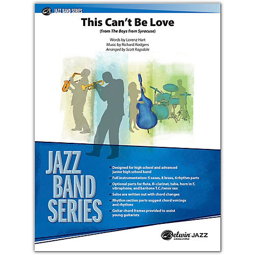 BELWIN This Can't Be Love Conductor Score 3.5 (Medium)
