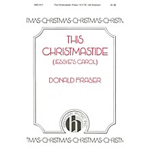 Hinshaw Music This Christmastide (Jessye's Carol) SATB composed by Donald Fraser