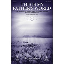 Brookfield This Is My Father's World CHAMBER ORCHESTRA ACCOMP Arranged by John Leavitt