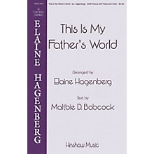 Hal Leonard This Is My Father's World SATB arranged by Elaine Hagenberg