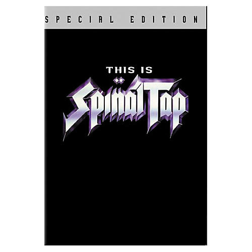 Music CD This Is Spinal Tap DVD