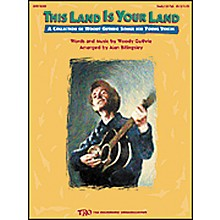 Hal Leonard This Land is Your Land-A Collection of Woodie Guthrie Songs singer's 5-Pack