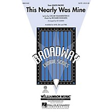 Hal Leonard This Nearly Was Mine (from South Pacific) TTBB Arranged by Ed Lojeski