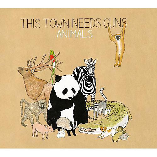 Alliance This Town Needs Guns - Animals
