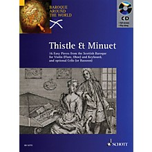 Schott Thistle & Minuet Schott Series Composed by Various Edited by David Johnson