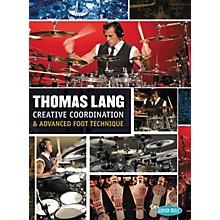 Hudson Music Thomas Lang Creative Coordination And Advanced Foot Technique 3-DVD Set