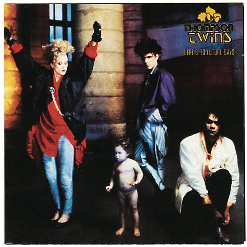 Alliance Thompson Twins - Here's To Future Days