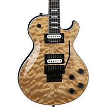 Open Box Dean Thoroughbred Select Quilt-top with Floyd Electric Guitar