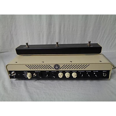 Yamaha Thr100h W Footswitch Solid State Guitar Amp Head