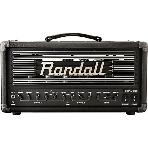 randall thrasher 50w tube guitar amp head musician 39 s friend. Black Bedroom Furniture Sets. Home Design Ideas