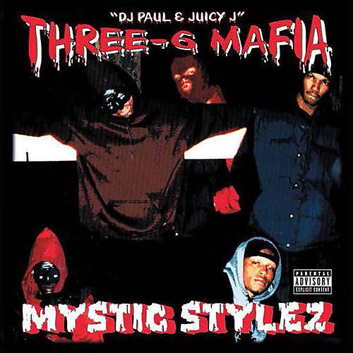 Alliance Three 6 Mafia - Mystic Stylez