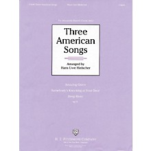 H.T. FitzSimons Company Three American Songs H.T. Fitzsimons Co Series