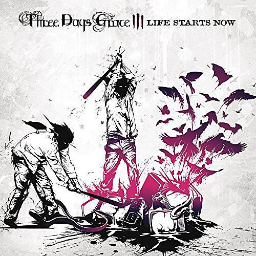 Alliance Three Days Grace - Life Starts Now
