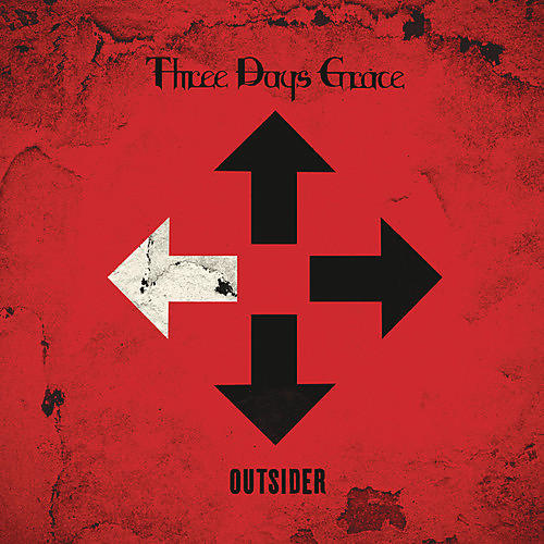 Alliance Three Days Grace - Outsider