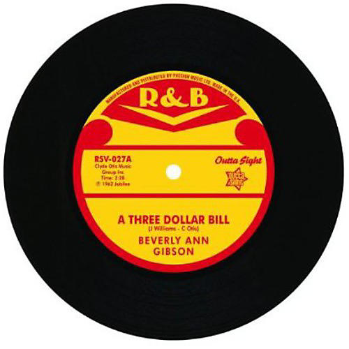 Alliance Three Dollar Bill/Not Much (Do You Baby)