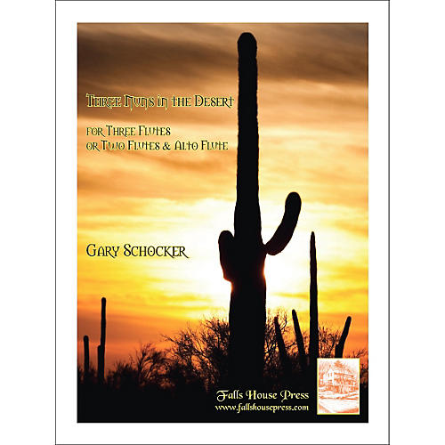 Theodore Presser Three Nuns In The Desert (Book)