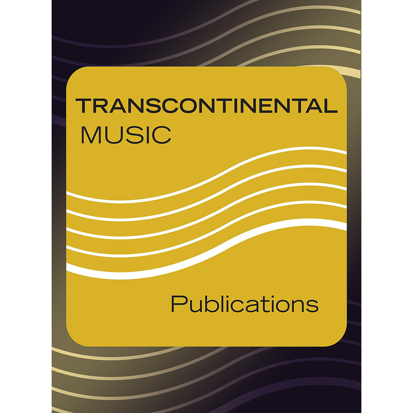 Transcontinental Music Three Settings of Kol Nidrei (Collection) SATB