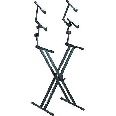 Quik-Lok Three Tier Heavy Duty X Keyboard Stand