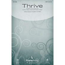 PraiseSong Thrive CHOIRTRAX CD by Casting Crowns Arranged by Marty Hamby