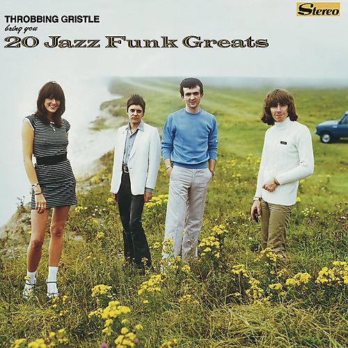 Alliance Throbbing Gristle - 20 Jazz Funk Greats