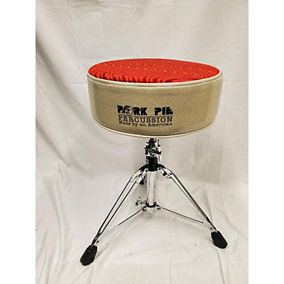Pork Pie USA Throne Drum Throne