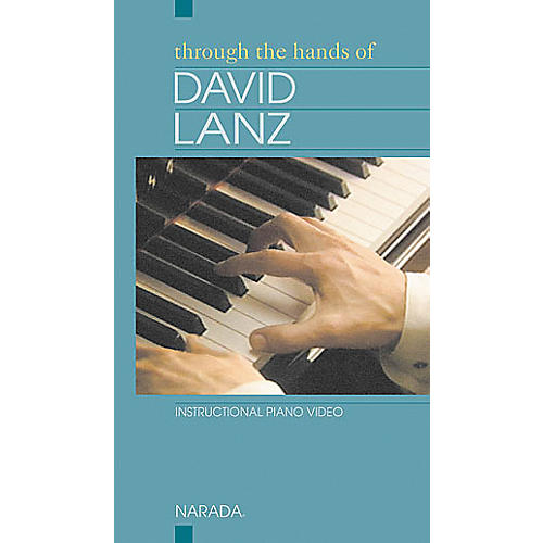 Hal Leonard Through the Hands of David Lanz Video