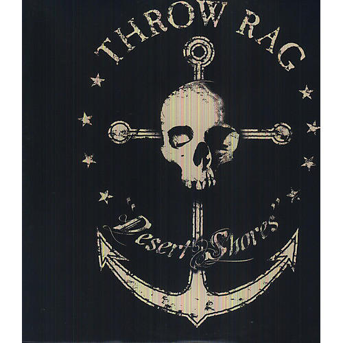 Alliance Throw Rag - Desert Shores