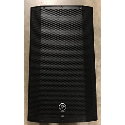 Mackie Thumps 12a Power Amp