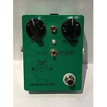 Bigfoot Thunder Pup Overdrive Effect Pedal