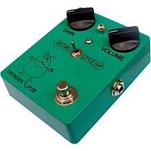 Open BoxBigfoot Thunder Pup Overdrive Effects Pedal