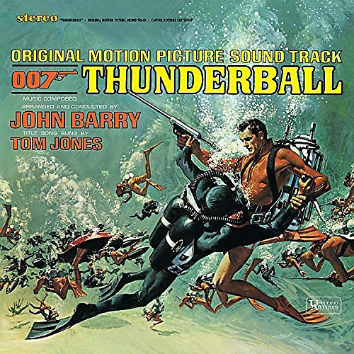 Alliance Thunderball (Original Soundtrack)