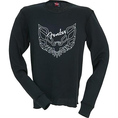 Fender Thunderbird Logo Thermal Shirt