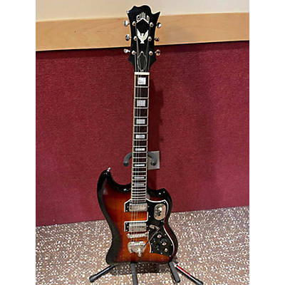 Guild Thunderbird Solid Body Electric Guitar