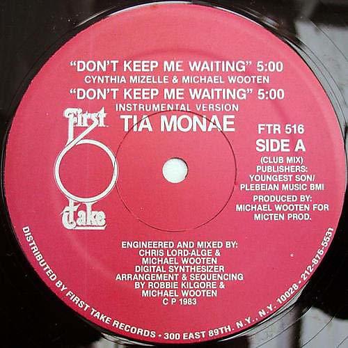 Tia Monae - Don't Keep Me Waiting