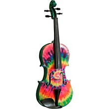 Open BoxRozanna's Violins Tie Dye Series Violin Outfit