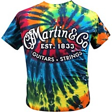 Martin Tie-Dye T-Shirt