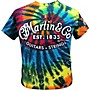 Martin Tie-Dye T-Shirt Large