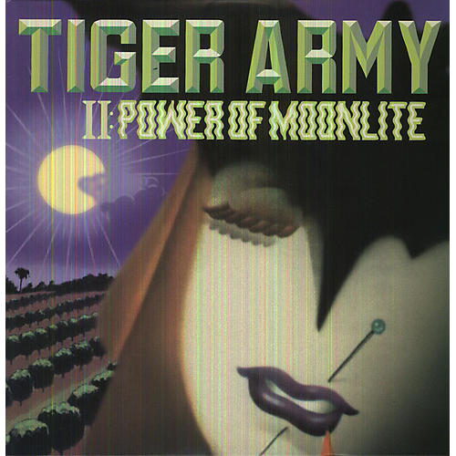 Alliance Tiger Army - II: Power of Moonlite