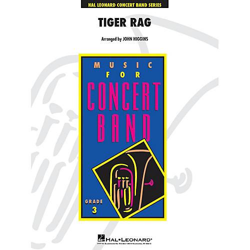 Hal Leonard Tiger Rag - Young Concert Band Level 3 arranged by John Higgins