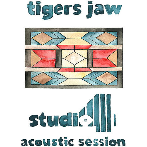 Alliance Tigers Jaw - Studio 4 Acoustic Session