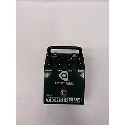 Amptweaker Tight Drive Bass Bass Effect Pedal