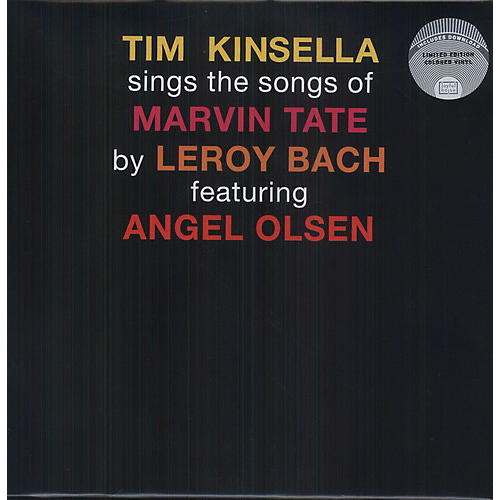 Alliance Tim Kinsella - Tim Kinsella Sings the Songs of Marvin Tate