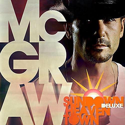 Alliance Tim McGraw - Sundown Heaven Town