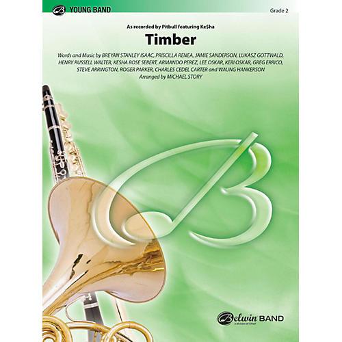 Alfred Timber Concert Band Grade 2