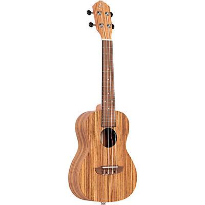 Ortega Timber Series RFU11ZE-L Left-Handed Acoustic Electric Concert Ukulele