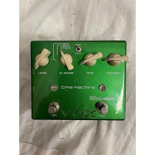 Vox Time Machine Effect Pedal
