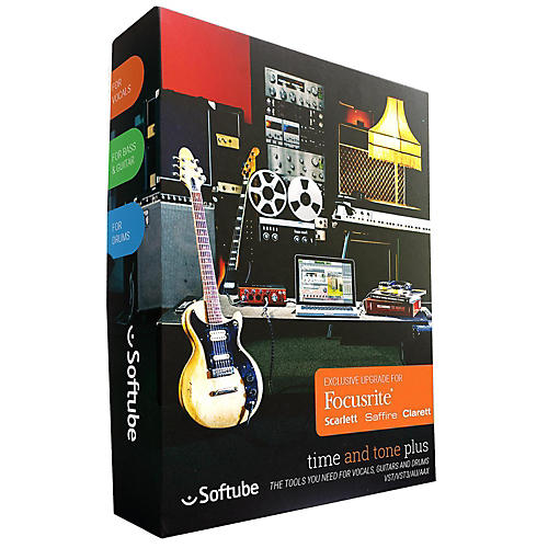 Softube Time and Tone Plus upgrade bundle